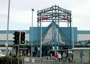 Tour of Perry Barr starting from the One Stop Shopping Centre ...